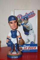 Paul Lo Duca Los Angeles Dodgers Bobble SGA 2002 Los Angeles Dodgers Bobblehead