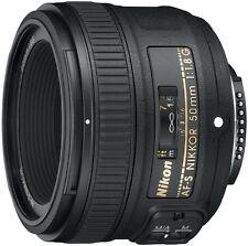 Nikon Autofokus & Objektivmit manuellem Fokus