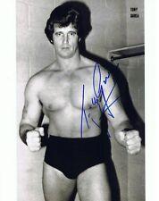 Tony Garea Signed Autographed 8x10 Photo - w/Coa Wwe Wwf