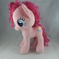 """My Little Pony Pinkie Pie Ty Sparkle Beanie Baby Plush 13"""" Pink 2014 FREE SHIP"""