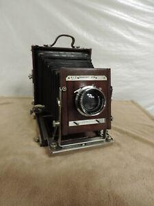 Deardorff  4x5 Camera w/ Schneider Lens and Accessories