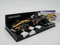 "Minichamps 417189055 - Renault Sport F1 Showcar Car 2018 "" C. Sainz "" 1:43 NEU"