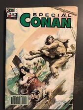 SPECIAL CONAN (Semic) - T9 : juillet 1992
