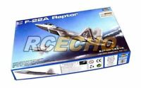 TRUMPETER Aircraft Model 1/144 F-22A Raptor Scale Hobby 01317 P1317