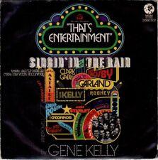 45 giri Gene Kelly - Henry Mancini / Singin' In The Rain - That's Entertainment