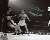 Jake LaMotta Autographed Signed 8x10 Photo REPRINT