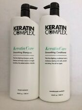 Keratin Complex Care Shampoo & Conditioner 33 oz each Duo unisex for all hair