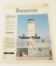 Beacon March Air Force Base July 1992 President Bush Military Photo Image Paper