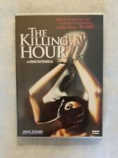 The Killing Hour 1982 Armand Mastroianni Perry King (Blue Underground Dvd, 2008)