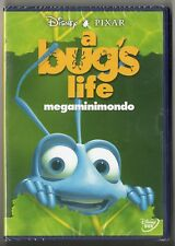 WALT DISNEY PIXAR DVD - A BUG'S LIFE MEGAMINIMONDO - Z3 DV 0024 nuovo