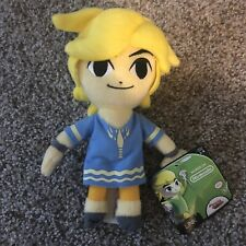 Link Outset Island Windwaker Plush World of Nintendo Jakks Pacific toy Zelda