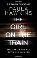 The Girl on the Train,Paula Hawkins- 9780552779777