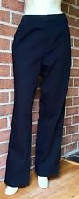 NWT TOMMY HILFIGER Cotton Twill  Chinos Pants Black 12R