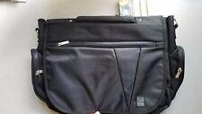 """Eastwear PVMNT Series Messenger Laptop Case, Canvas, Rugged Zipper, 15.6"""" !New!"""