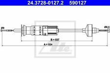 ATE CABLE D'EMBRAYAGE POUR VW GOLF III 1.4,1.8,1.9 TD,GTD,GOLF III CABRIOLET 1.8