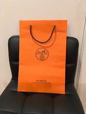 Hermes Medium Shopping Gift Bag