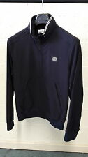 Stone Island Soft Shell Lightweight Jacket In Navy BNWT