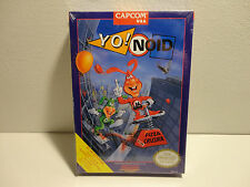 Yo! Noid for Nintendo NES system US Version  Very Rare BRAND NEW Factory Sealed