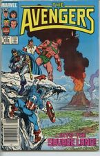 Avengers 1963 series # 256 Canadian variant very good comic book