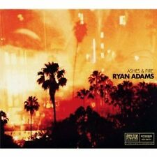 RYAN ADAMS - ASHES & FIRE  CD POP-ROCK INTERNAZIONALE