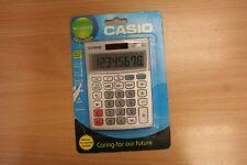 Casio Ms-80Eco Calculator Tax & Exchange 8 Digit