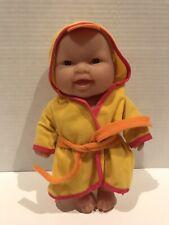 Berenguer 10� Baby Doll W/ Yellow Duck Bathrobe