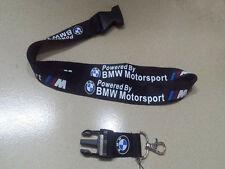 BMW CAR LANYARD NECK STRAP KEY CHAIN SILK HIGH QUALITY 22 Inch KEYRING