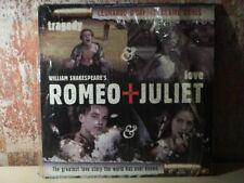 Shakespeare'  ROMEO + JULIET 2x LASERDISC - THX Leonardo DiCaprio, Claire Danes