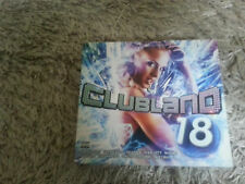 CLUBLAND 18-3CDS-DUCK SAUCE/THE WANTED/FLIP&FILL/THE SATURDAYS ECT