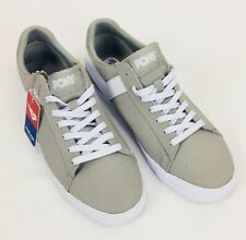 8e2cd88387aa Pony Mens Size 9 Retro Style Top Star Lo Canvas Tennis Shoes Casual Sneakers  New