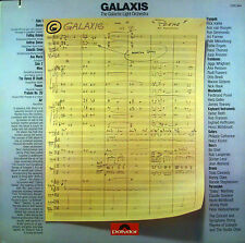 LP THE GALACTIC LUCE ORCHESTRA - galaxis, Peter Herbolzheimer, nm