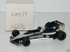 WESTERN MODELS SIGNED 1st VERSION - 1/43 SCALE - WRK37 1983 BRABHAM BT52 #5