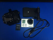 GoPro Hero3 Silver Edition Action Camcorder + Accessories, Fully Functional