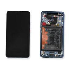 DISPLAY LCD TOUCH SCREEN FRAME ORIGINALE HUAWEI MATE 20 PRO LYA-L29 MIDNIGHT BLU