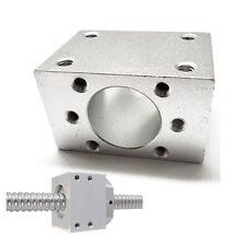 Ballscrew Nut Housing Mounting Bracket Fit For SFU1204 22mm Ball Screws