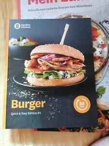 Burger Kochbuch von Weight Watchers 2019 - *Quick &... | Buch | healthy kitchen
