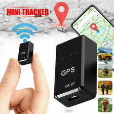 GF-07 Mini GPS Real time Car Locator Tracker Magnetic GSM GPRS Tracking Device