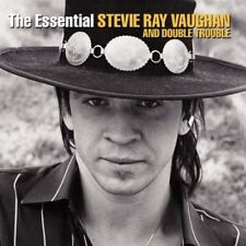 Stevie Ray Vaughan and Double Trouble/the Essential(epic 510019 2) 2xcd Album