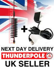 Thunderpole Orbitor Antena + Kit de montaje lateral | Radio Cb Antena