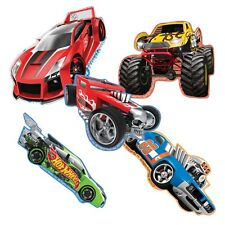 """20 Hot Wheels Shaped Stickers, Approx. 2"""" Each"""