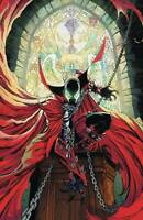 IMAGE COMICS SPAWN #300 COVER M CAMPBELL VIRGIN VARIANT