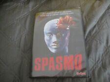 """DVD NEUF """"SPASMO"""" film d'horreur giallo de Umberto LENZI"""