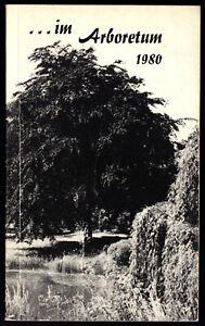 Berlin Baumschulenweg, ... im Arboretum 1980