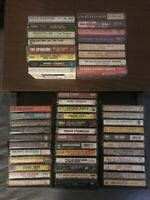 Country And Gospel Cassette Lot 51 Includes Case 90s Country Gospel Bluegrass