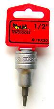 Teng Tools m121220-c TX Steckdose für int TX Köpfe 1.3cm Dr.tpx20 68250109