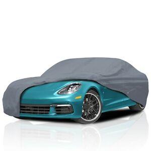 [CSC] Semi Custom Fit Water Resistant Full Car Cover for Jaguar S-Type 2000-2008
