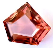 Extremely Rare Natural DIASPORE 28.90 CT Color Change AGSL Certified Gemstone