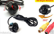 Car 120 Angle Mini Car CCD Rear View Backup Camera Reversing Back Up Camera