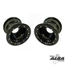 Suzuki LTZ 400 LTR 450  Rear Wheels  Beadlock  9x8  3+5  4/110  Alba Racing  B/B