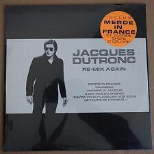 Jacques Dutronc - Re-Mix Again. Gaumont 753 813. Neuf sous blister